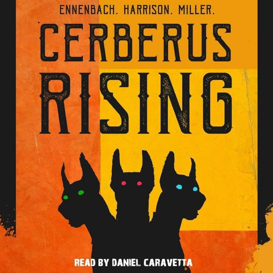 Cerberus Rising in Audio